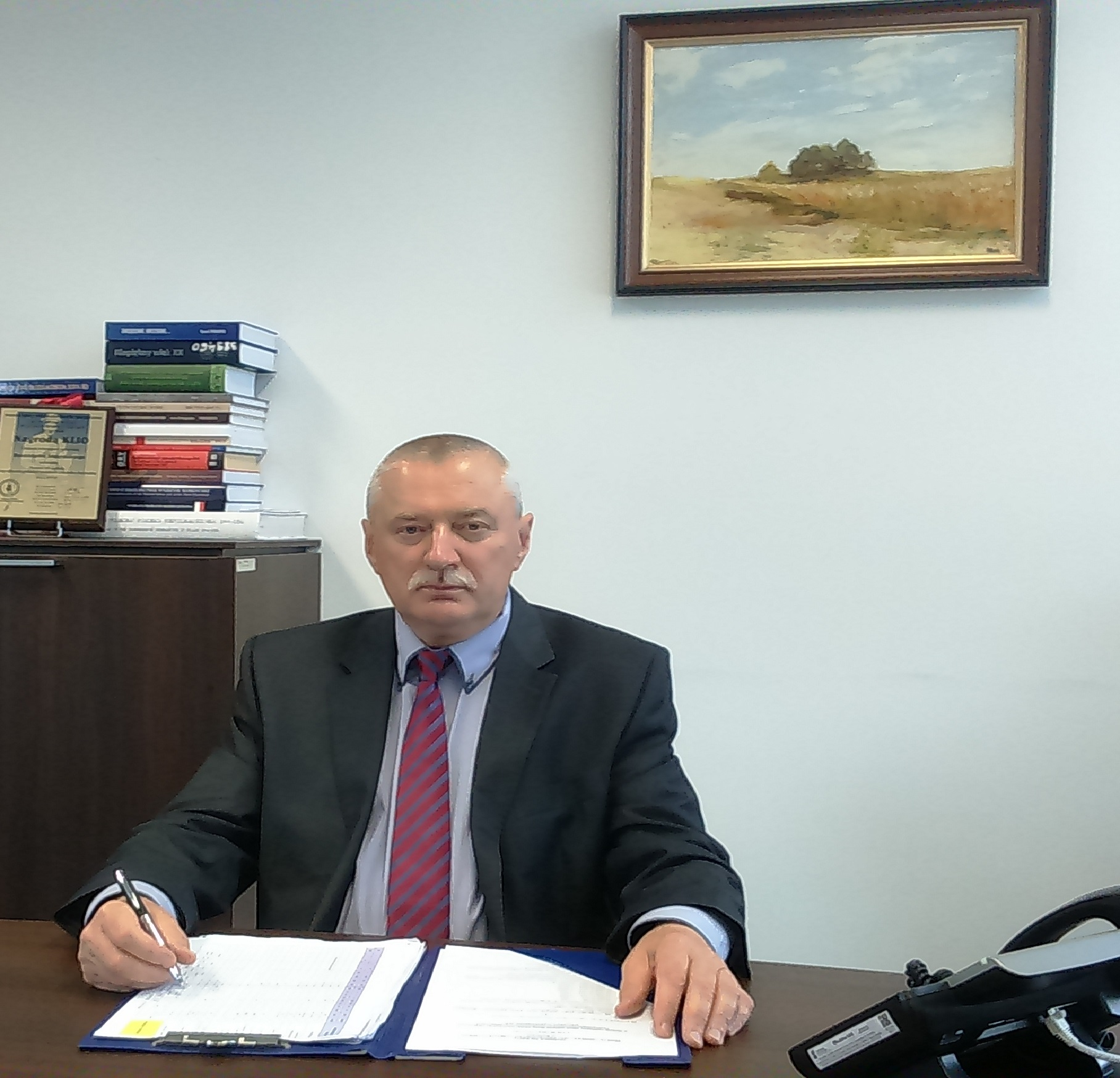 Dean of the Faculty of Humanities – Prof. S. Jaczyński